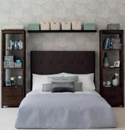 Дизайн маленькой спальни: используем креатив