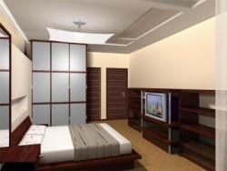 Интерьер спальной комнаты своими руками – фото и советы