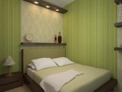 Маленькая спальня — секреты дизайна: 111 фото