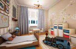 Дизайн детской комнаты для мальчика: современные идеи и темы оформления