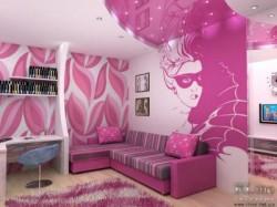 Дизайн детской комнаты для девочки: оформляем красивый интерьер своими руками