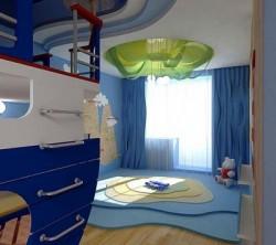 Интерьер детской комнаты для разнополых детей: создаем уют и комфорт
