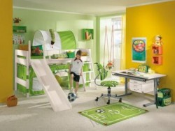 Спальни для мальчиков: 77 уютных комнат для мальчишек