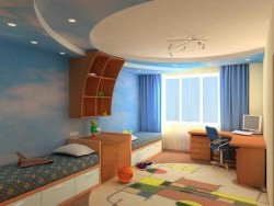 Фотогалерея: Детские комнаты — дизайн интерьера