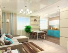 Дизайн гостиной: интерьер и фото