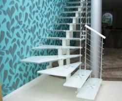 Стеклянные лестницы..