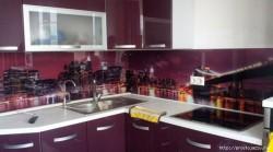 Скинали на кухне.