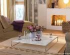 Стекло в интерьере дома — очень красиво и модно.