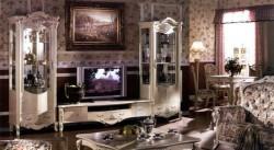 Какая мебель нужна в элитную гостиную: идеалы существуют.