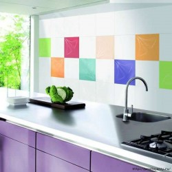 Как выбрать плитку для фартука на кухне.