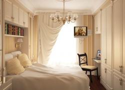 50 идей для маленькой спальни.